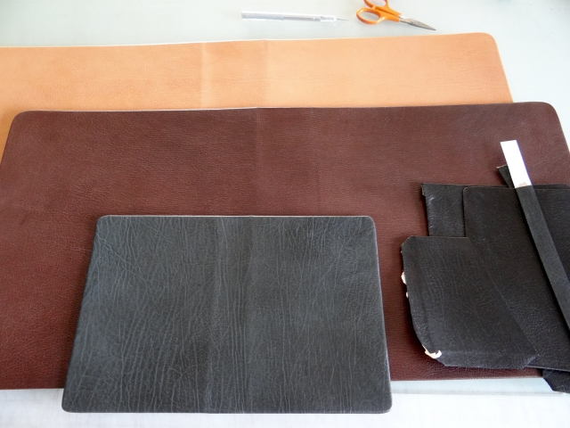 Components for three notebooks