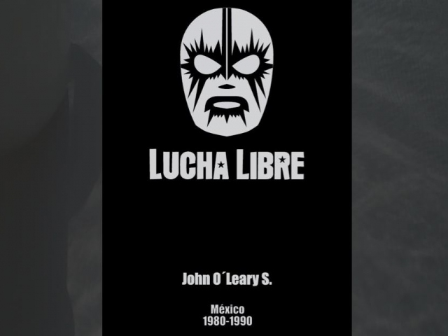 Final Lucha Libre hot stamp design elements