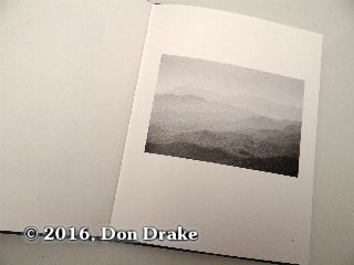 'Floating Mountains', image 9 in Kate Jordahl's and Don Drake's One Poem Book, Crystal Day